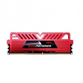 رم دسکتاپ DDR4 تک کاناله 3000 مگاهرتز CL15 گیل Potenza ظرفیت 16 گیگابایت