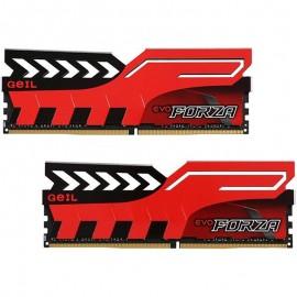 رم دسکتاپ DDR4 دو کاناله 3200 مگاهرتز CL16 گیل Forza ظرفیت 8 گیگابایت