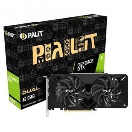 کارت گرافیک پلیت مدل PAliT GeForce GTX 1660 Dual 6GB