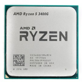 پردازنده ای ام دی Ryzen 5 3400G