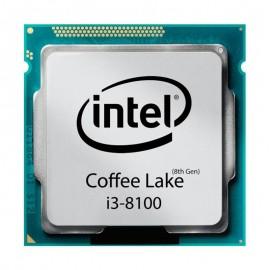 پردازنده اینتل Core i3-8100