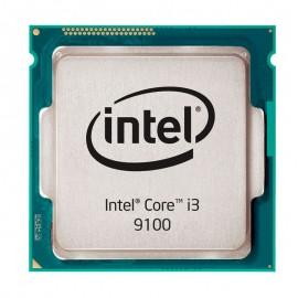 پردازنده اینتل Core i3-9100