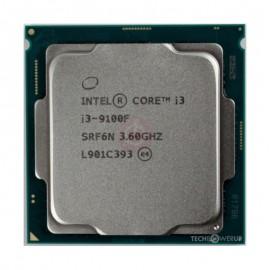 پردازنده اینتل Core i3-9100F