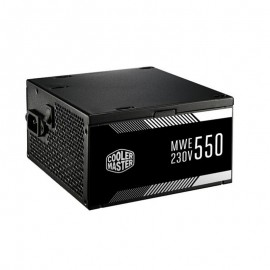 منبع تغذیه کامپیوتر کولر مستر MWE white 550