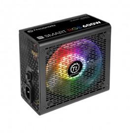 منبع تغذیه کامپیوتر ترمالتیک Smart RGB 600W