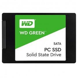 هارد اس اس دی وسترن دیجیتال GREEN WDS240G1G0A ظرفیت 240 گیگابایت