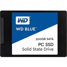 هارد اس اس دی وسترن دیجیتال BLUE WDS500G1B0A ظرفیت 500 گیگابایت