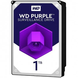 هارددیسک اینترنال وسترن دیجیتال Purple WD10PURZ ظرفیت 1 ترابایت