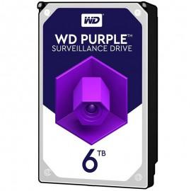 هارددیسک اینترنال وسترن دیجیتال Purple WD60PURZ ظرفیت 6 ترابایت