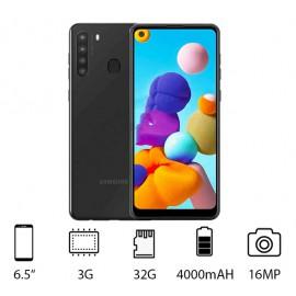 گوشی موبایل سامسونگ Galaxy A21 32GB